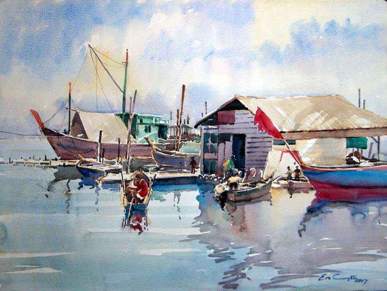 Work at Sea
