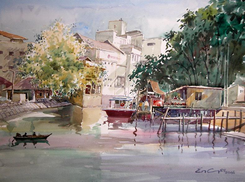 Melaka River Harbour